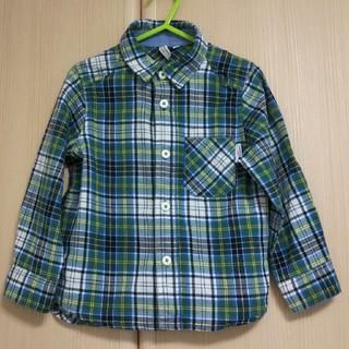 サマンサモスモス(SM2)のSM2チェックシャツ(Tシャツ/カットソー)