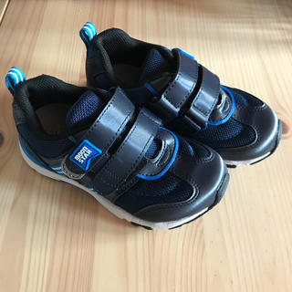 MOONSTAR  - ムーンスター 17.5 キッズ 子ども シューズ 靴