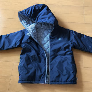PETIT BATEAU - 美品 完売品! 18m 81cm プチバトー ♡ パフジャケット
