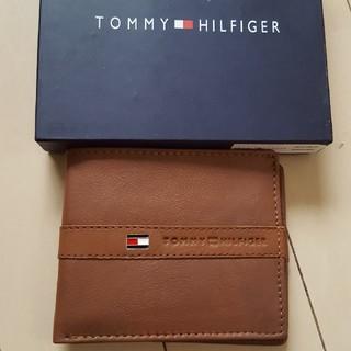 トミーヒルフィガー(TOMMY HILFIGER)のトミーヒルフィガー 二つ折り財布【限定価格⠀】(折り財布)