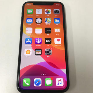 iPhone - iPhoneX 64GB 96701