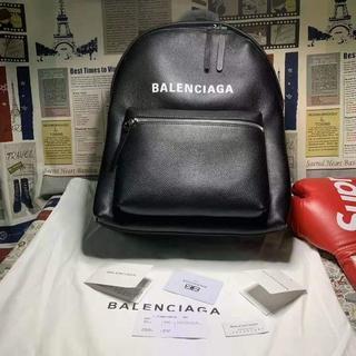 BALENCIAGA BAG - バレンシアガバッグリュックブラックバックパック