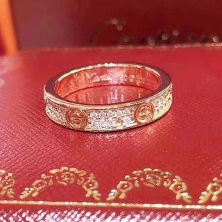 Cartier - Cartier カルティエ ィダイヤ リング 指輪