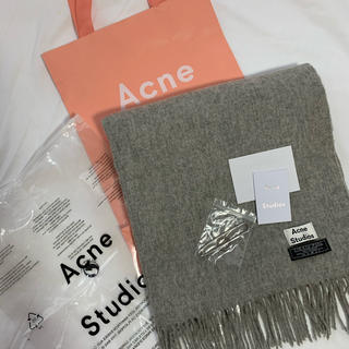 ACNE - Acne Studios マフラー ストール