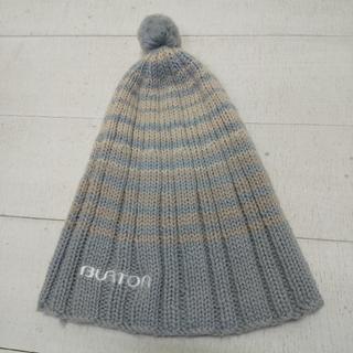 バートン(BURTON)のニットキャップ/ビーニー(バートン)(ニット帽/ビーニー)