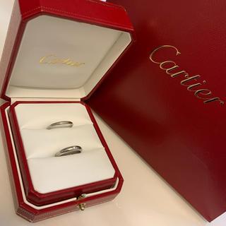 Cartier - Cartier 結婚指輪 ペア