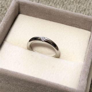 ポンテヴェキオ(PonteVecchio)の美品 ポンテヴェキオ  プラチナダイヤモンドリング(リング(指輪))