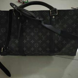 LOUIS VUITTON - Louis Vuitton キーポル バンドリエール 45