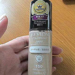 レブロン(REVLON)のREVLON ファンデーション 150(ファンデーション)