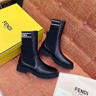 FENDI - FENDI ブーツ 22.5cm-25cm
