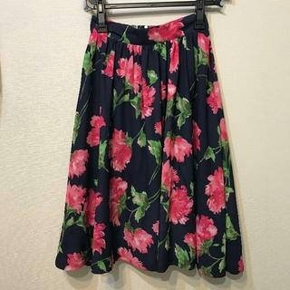 アンドクチュール(And Couture)の定価14,904円★アンドクチュールひざ丈スカート(ひざ丈スカート)