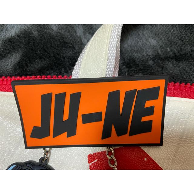iKON(アイコン)のiKON ラバーバッジ ジュネ エンタメ/ホビーのCD(K-POP/アジア)の商品写真