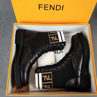 FENDI - FENDI フェンディブーツ 22.5-25cm