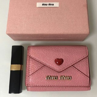 miumiu - miumiu ミュウミュウ 新品未使用 ミニ財布