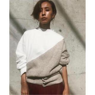 Ameri VINTAGE - ameri vintage  ☆ unusual knit sweat
