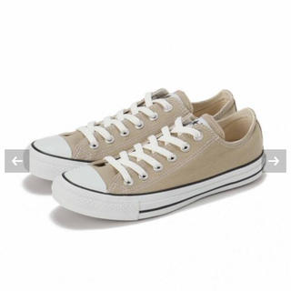 IENA - IENA【Converse】 CANVAS ALL STAR COLORS OX