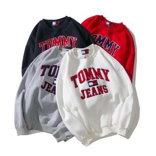 トミー(TOMMY)の[2枚11000円送料込]TOMMYトミージーンズ トレーナー 長袖(トレーナー/スウェット)