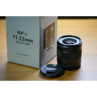 Canon - 【超美品】EF-M11-22mm IS STM