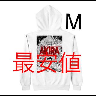 Akira 渋谷パルコ tee 白 Mサイズ AKIRA パーカー