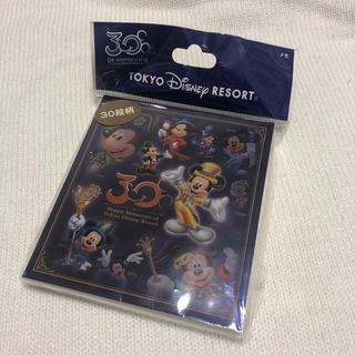 Disney - ディズニーリゾート30周年限定グッズ メモ