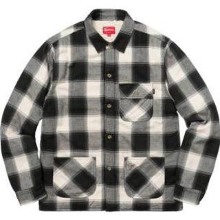 シュプリーム(Supreme)のSupreme Buffalo Plaid Sherpa Shirt(シャツ)