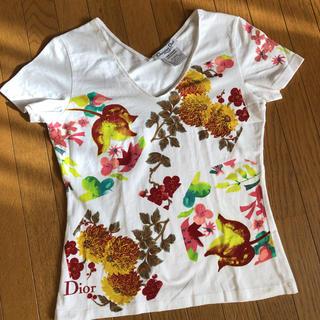クリスチャンディオール(Christian Dior)のChristian Dior   Tシャツ(Tシャツ(半袖/袖なし))