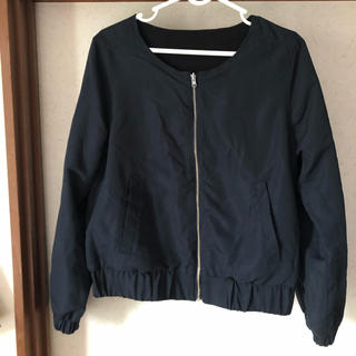chocol raffine robe - 【chocol raffine】リバーシブルジャケット