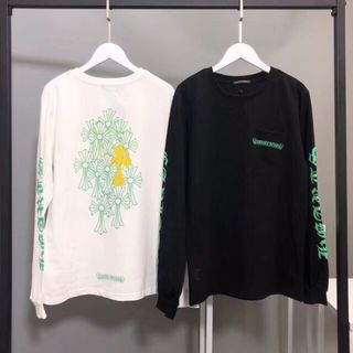 Chrome Hearts - Chrome hearts長袖tシャツ