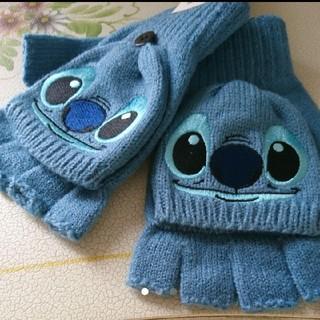 Disney - スティッチ 手袋