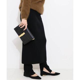 DEUXIEME CLASSE - 新品タグ付★Deuxieme Classe  CAPRI RIB スカート
