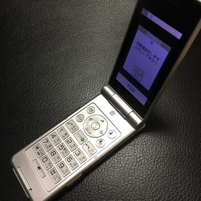 Panasonic(パナソニック)の▪️携帯電話 docomo  パナソニック P-07B   スマホ/家電/カメラのスマートフォン/携帯電話(携帯電話本体)の商品写真