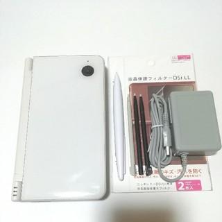 ニンテンドーDS - DSiLL 本体 ホワイト