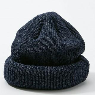 nano・universe - ナノ・ユニバース  ニット帽