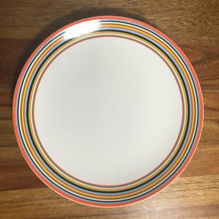 イッタラ(iittala)のフィンランド イッタラ オリゴ オレンジ 26cm 大皿 送料無料(食器)