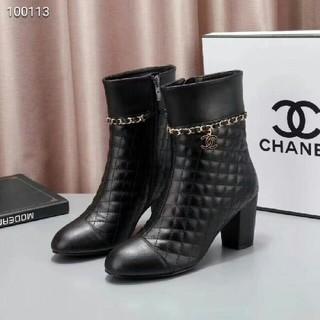 CHANEL - CHANEL シャネル ブーツ 22.5cm-24.5cm