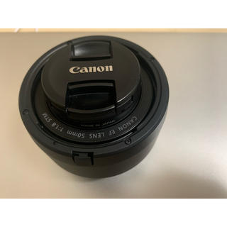 Canon - canon EF50mm F1.8 STM