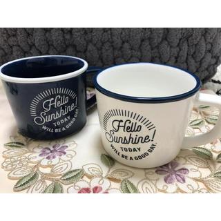 Francfranc - フランフラン ペアマグカップ