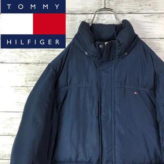 トミーヒルフィガー(TOMMY HILFIGER)のTommy Hilfiger トミーヒルフィガー ダウンジャケット ロゴあり(ダウンジャケット)