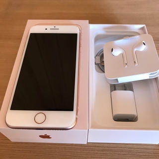 Apple - iPhone8 SIMフリー 美品