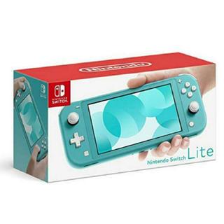 任天堂 - Nintendo Switch Lite ターコイズブルー  未使用