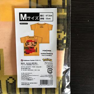 ニンテンドウ(任天堂)の渋谷パルコ限定 ポケモン スーパーマリオコラボTシャツ(その他)