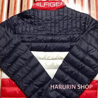 トミーヒルフィガー(TOMMY HILFIGER)の☆新品・正規品☆トミーヒルフィガー メンズ ダウンジャケット 希少 軽くて暖か♪(ダウンジャケット)