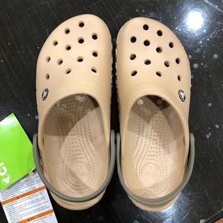 crocs - クロックス レオパード柄  24センチ
