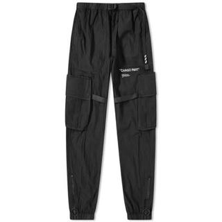 OFF-WHITE - off-white parachute cargo pants L