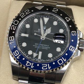 ROLEX - ロレックス116710BLNR ランダム GMTマスター 2  時計