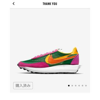ナイキ(NIKE)のSacai Nike サカイ ナイキ LDV Waffle LDワッフル(スニーカー)