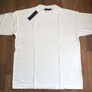 レイジブルー(RAGEBLUE)のレイジブルー モックネックカットソー 白 L(Tシャツ/カットソー(半袖/袖なし))