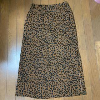 SLY - SLY  レオパード柄スカート