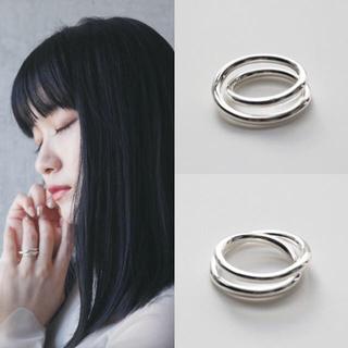 krmETERNAL CIRCLE SILVER RING(リング(指輪))
