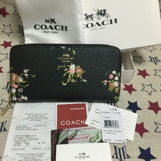 COACH - コーチ長財布 国内発送COACH F29384